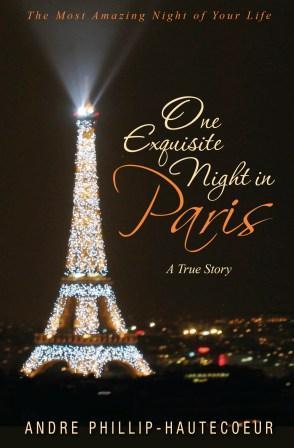 One Exquisite Night In Paris Author Invites Romantics On