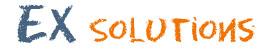 EX Solutions Logo
