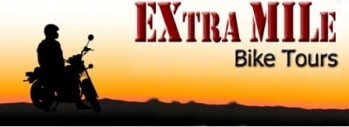 Extra Mile Bike Tours Logo