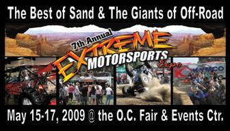 extrememotorsports09 Logo