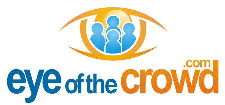 Eye of the Crowd Logo