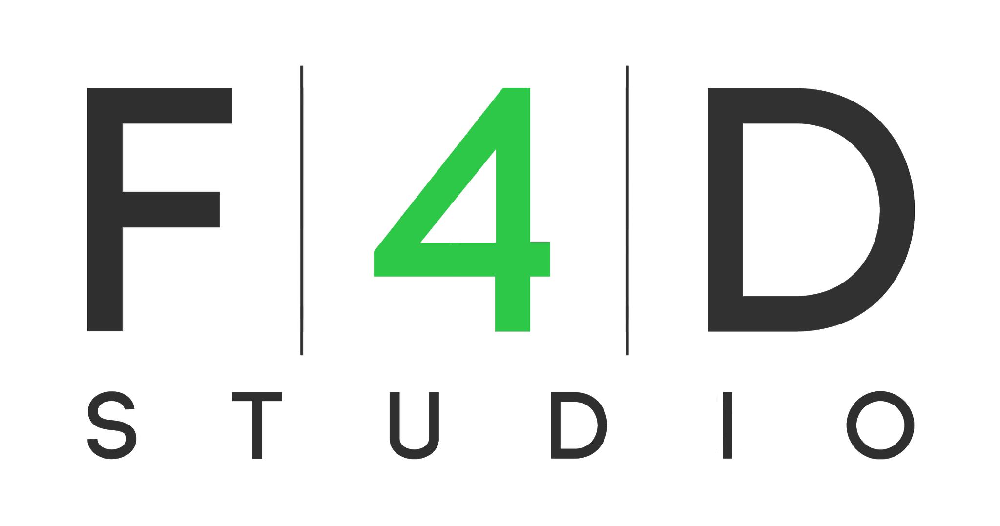 f4dstudio Logo