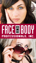 Face and Body Professionals, Inc. Logo