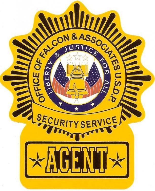 The Falcon Group International Logo