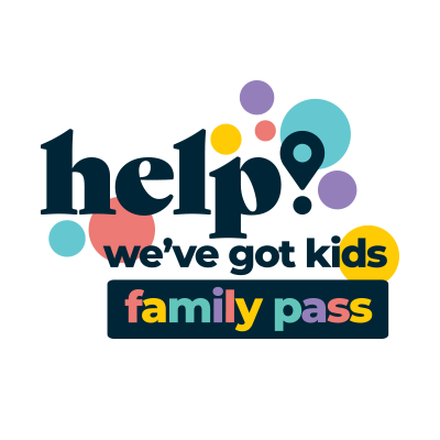 Help! We've Got Kids Logo