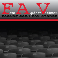Fans Against Violence Logo