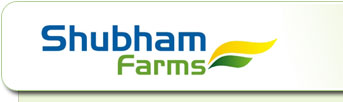 Shubham farms A Farmhouse scheme near Nagpur Logo