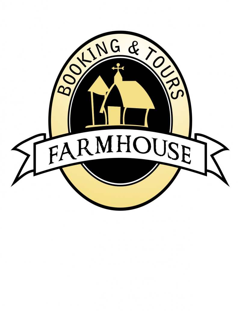 Farmhouse Booking Logo