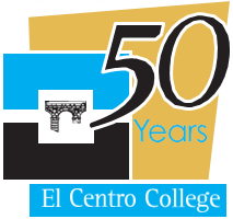 El Centro College - Fashion Marketing Logo