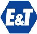 E & T Fastners Logo