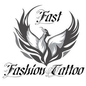 Fast Fashion Tattoo Logo