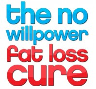 The No Willpower Fat Loss Cure Logo