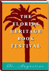 Florida Heritage Book Festival Logo