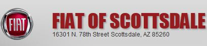 Fiat of Scottsdale Logo