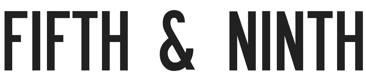 fifthandninth Logo