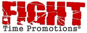 Fight Time Promotions Logo
