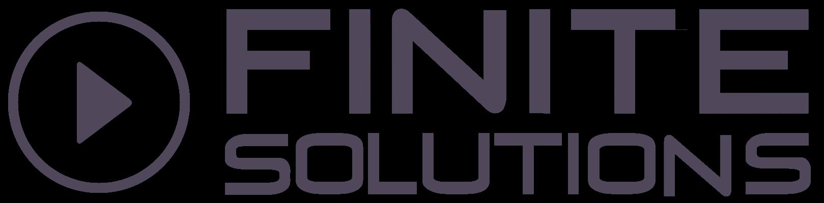Finite Solutions Logo
