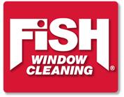 Fish Window Cleaning Logo