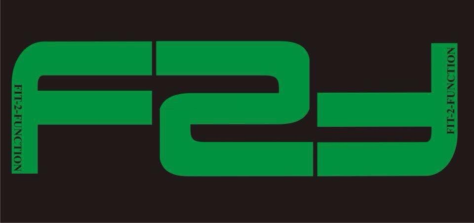 Fit-2-Function Logo