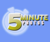 Five Minute Photos Logo