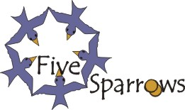 Five Sparrows, LLC Logo