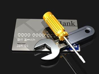 I Rebuild Credit Logo