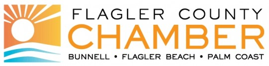 Flagler County Chamber of Commerce & Affiliates Logo