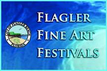 Flagler Fine Art Festivals Logo