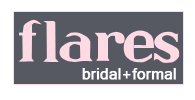 Flares bridal formal Logo