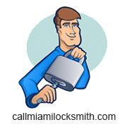 Flat Rate Locksmith Logo