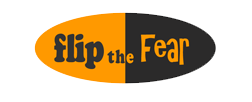 Flip the Fear of Public Speaking Logo