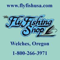 The Fly Fishing Shop Logo