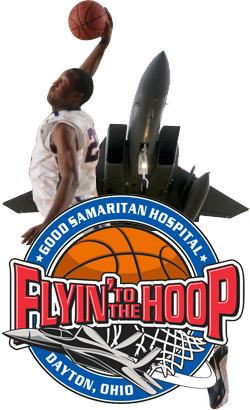 Flyin' to the Hoop, LLC Logo