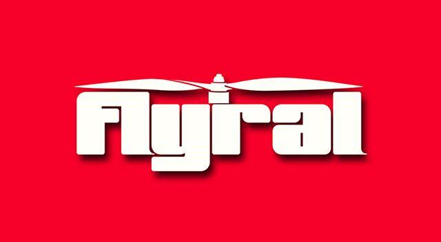 Flyral Imaging Logo
