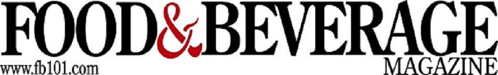 Food & Beverage Magazine Logo
