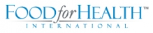 Food for Health International Logo