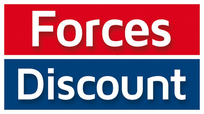 Forces Discount Logo