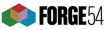 Forge 54 Logo