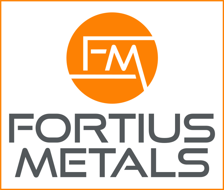 Fortius Metals, Inc. Logo