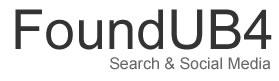 FoundUB4 Logo