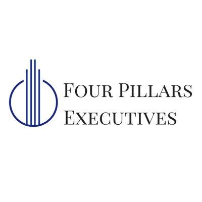 Four Pillars Executives Logo