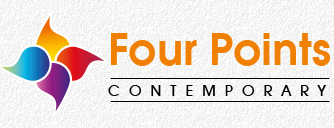 Four Points Contemporary Logo