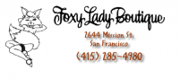 foxyladyboutique Logo