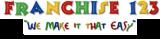 FRANCHISE123 Logo