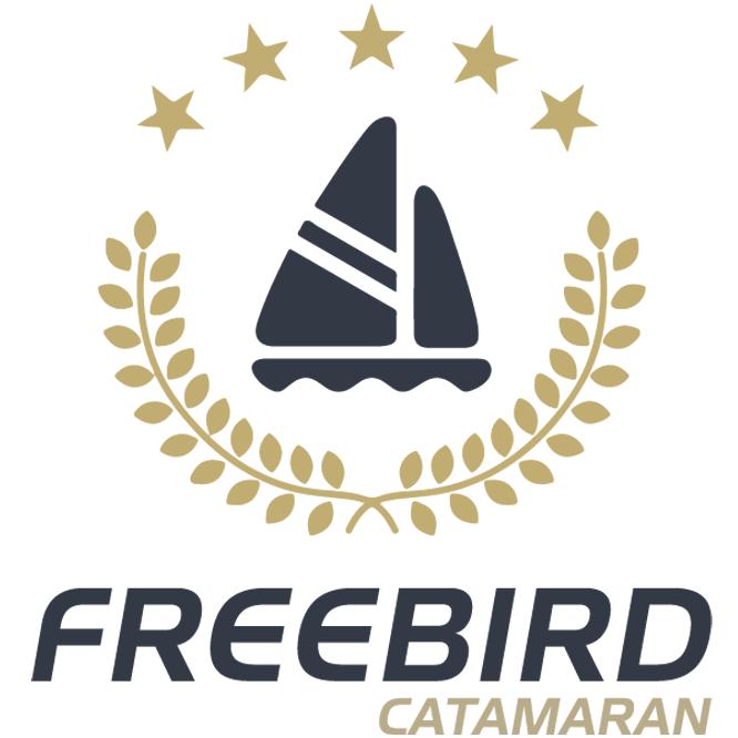 FreeBird Catamaran Logo