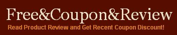 Free & Coupon & Review Logo