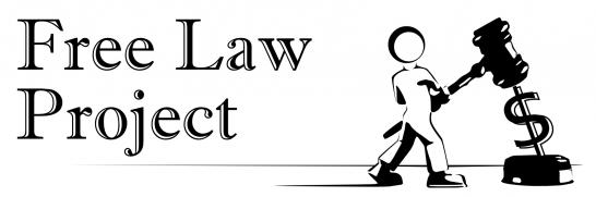 Free Law Project Logo