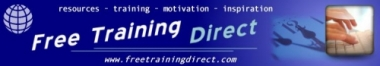 Free Training Direct Logo