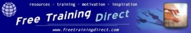 Free Training Direct Logo