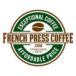 FrenchPressCoffee.com Logo